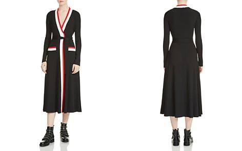 Maje Rosiana Midi Wrap Dress - Bloomingdale's_2