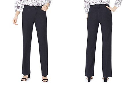 NYDJ Straight-Leg Pants - Bloomingdale's_2