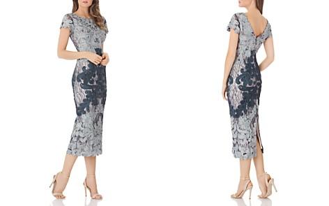 JS Collections Soutache Midi Dress - Bloomingdale's_2