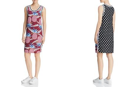adidas Originals Mixed Print Tank Dress - Bloomingdale's_2
