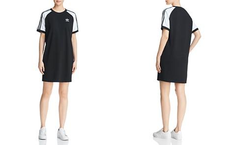 adidas Originals Color-Block Tee Dress - Bloomingdale's_2