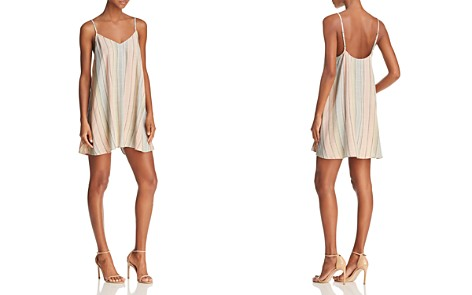 Show Me Your MuMu Circus Striped Mini Dress - Bloomingdale's_2