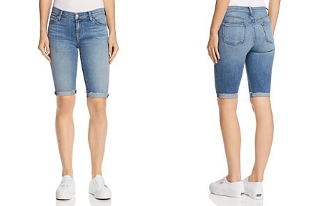 J Brand 811 Bermuda Denim Shorts in Delphi - Bloomingdale's_2