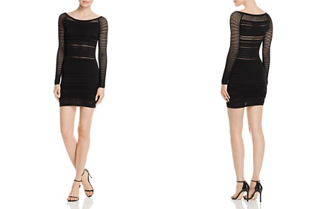 Bailey 44 Round-Up Pointelle-Knit Dress - Bloomingdale's_2