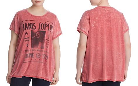 Lucky Brand Plus Janis Joplin Tee - Bloomingdale's_2
