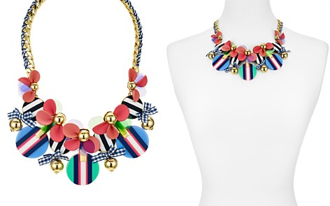 "kate spade new york Multicolor Statement Necklace, 18"" - Bloomingdale's_2"