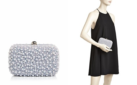 From St Xavier Marcela Faux-Pearl Embellished Clutch - 100% Exclusive - Bloomingdale's_2