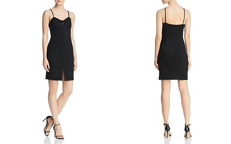 Adelyn Rae Raynelle Tie-Detail Dress - Bloomingdale's_2