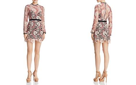 La Maison Talulah The Passion Lace Mini Dress - Bloomingdale's_2