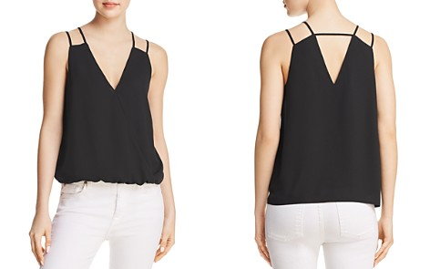 Cooper & Ella Carly Faux-Wrap Top - Bloomingdale's_2
