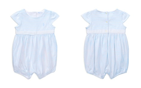Ralph Lauren Girls' Striped Bodysuit - Baby - Bloomingdale's_2