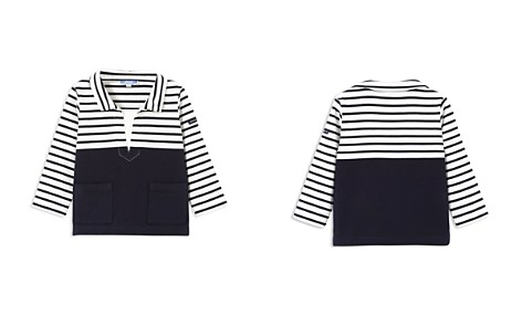 Jacadi Boys' Contrast Striped Shirt - Baby - Bloomingdale's_2