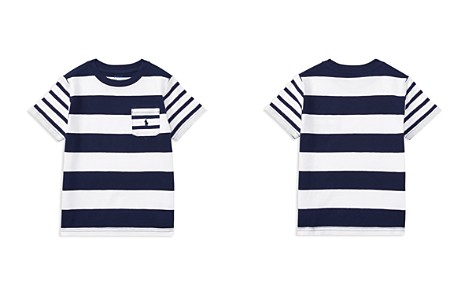 Polo Ralph Lauren Boys' Striped Cotton Jersey Tee - Little Kid - Bloomingdale's_2