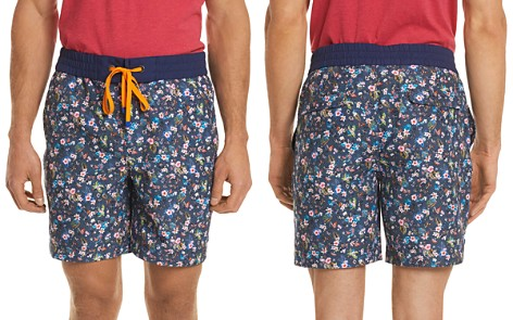 Robert Graham Gali Patterned Swim Trunks - Bloomingdale's_2