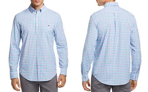 Vineyard Vines Tiki Bar Plaid Slim Fit Button-Down Shirt - Bloomingdale's_2
