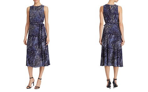 Lauren Ralph Lauren Petites Printed Jersey Dress - Bloomingdale's_2