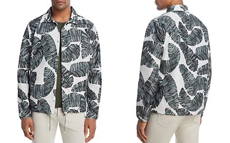 Herschel Supply Co. Leaf Print Coach Jacket - Bloomingdale's_2