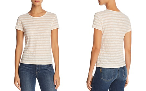 Michelle by Comune Sharon Heather Stripe Tee - Bloomingdale's_2