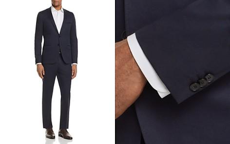 HUGO Solid Cotton Slim Fit Suit Separates - Bloomingdale's_2
