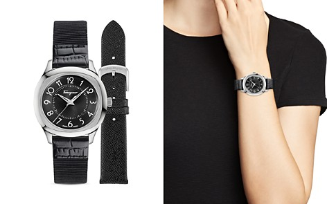 Salvatore Ferragamo Time Watch with Interchangeable Straps, 36mm - Bloomingdale's_2