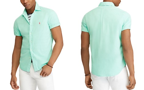 Polo Ralph Lauren Twill Slim Fit Button-Down Shirt - Bloomingdale's_2