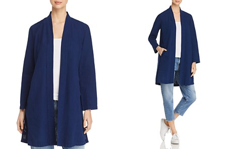 Eileen Fisher Open-Front Kimono Jacket - 100% Exclusive - Bloomingdale's_2