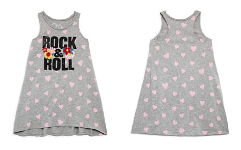 CHASER Girls' Rock & Roll Tank Dress - Little Kid, Big Kid - Bloomingdale's_2
