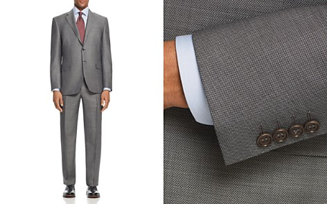 Canali Diamond Weave Classic Fit Suit - Bloomingdale's_2