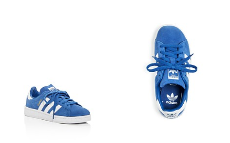 Adidas Unisex Campus Perforated Suede Lace Up Sneakers - Toddler, Little Kid - Bloomingdale's_2
