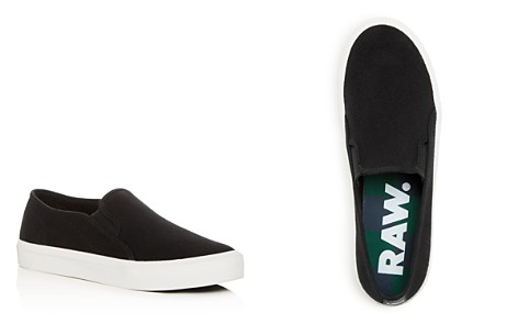 G-STAR RAW Men's Strett Slip-On Sneakers - Bloomingdale's_2