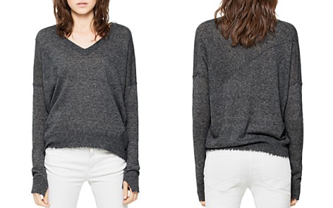 Zadig & Voltaire Brume Cashmere Sweater - Bloomingdale's_2