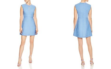 Sandro Rosalie A-Line Mini Dress - Bloomingdale's_2