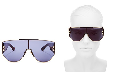 Dior Women's Addict 1 Shield Sunglasses, 99mm - Bloomingdale's_2