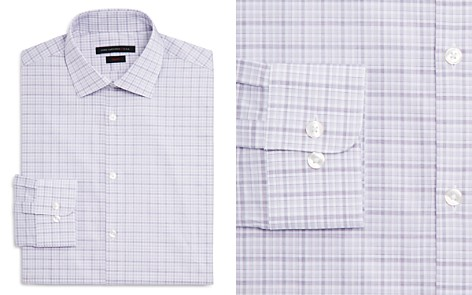 John Varvatos Star USA Check Slim Fit Dress Shirt - Bloomingdale's_2