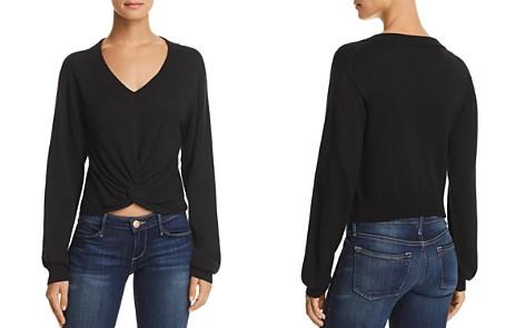 AQUA Twist-Front Sweater - 100% Exclusive - Bloomingdale's_2