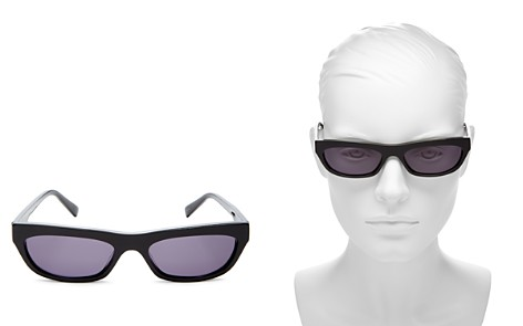 KENDALL and KYLIE Women's Courtney Cat Eye Sunglasses, 53mm - Bloomingdale's_2