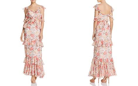 WAYF Milan Ruffled Cutout Maxi Dress - Bloomingdale's_2