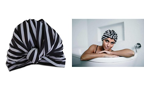 Louvelle Dahlia Turban Shower Cap - Bloomingdale's_2