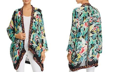 Johnny Was Solomio Tropical-Print Kimono - Bloomingdale's_2