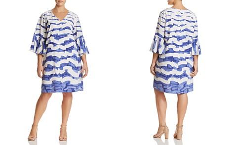 Lafayette 148 New York Plus Holly Printed-Silk Dress - Bloomingdale's_2