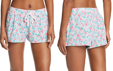 Jane & Bleecker New York Printed Knit Shorts - Bloomingdale's_2