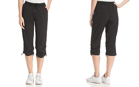 Marc New York Performance Commuter Side-Tie Cropped Lounge Pants - Bloomingdale's_2