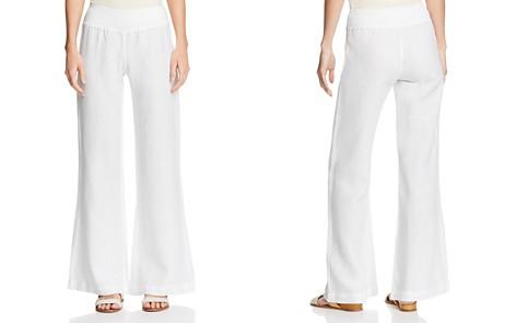 Three Dots Wide Leg Pants - Bloomingdale's_2