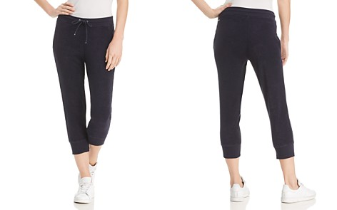 Marc New York Performance Terry Cloth Cropped Jogger Pants - Bloomingdale's_2