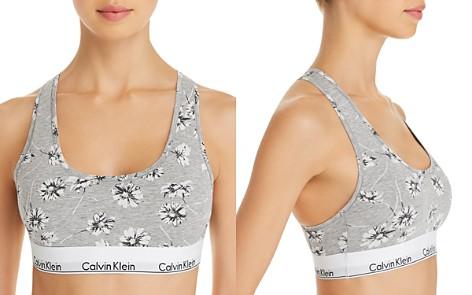 Calvin Klein Modern Cotton Bralette - Bloomingdale's_2