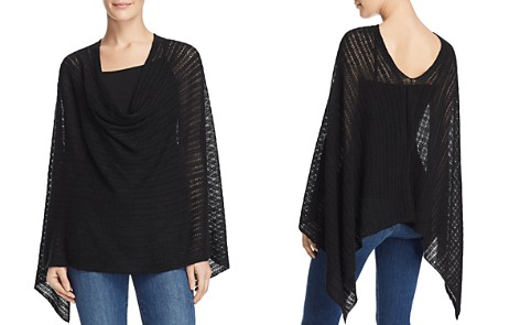 Minnie Rose Pointelle Poncho - Bloomingdale's_2