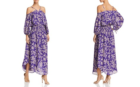 Ramy Brook Manuela Cold-Shoulder Maxi Dress - Bloomingdale's_2