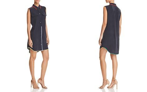 Equipment Sleeveless Silk Shirt Dress - Bloomingdale's_2