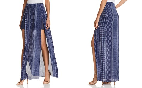 Ramy Brook Jayden Slit-Front Maxi Skirt - Bloomingdale's_2