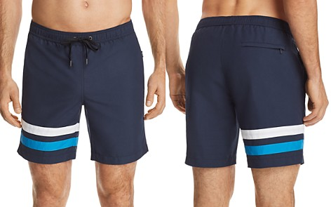Onia Charles Striped Swim Trunks - 100% Exclusive - Bloomingdale's_2